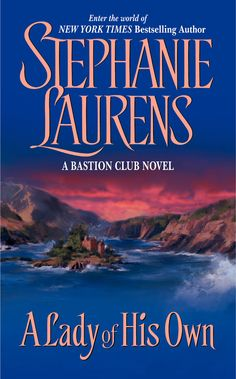 Stephanie Laurens - A Lady of His Own / #awordfromJoJo #HistoricalRomance #StephanieLaurens