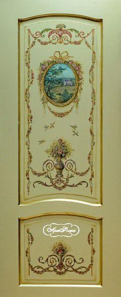 """Дверь """" Версаль"""" , 18000 рублей+ золочение"""