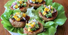 1. Jalapeño, Chickpea, and Lentil Burgers http://greatist.com/health/healthy-burger-recipes