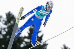 Kenneth Gangnes, Norwegen, beim FIS Skispringen Weltcup in Engelberg / Schweiz | Fotograf Kassel http://blog.ks-fotografie.net/pressefotografie/fis-skispringen-engelberg-schweiz-fotografiert/