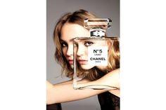 Chanel no. 5 con Lily-Rose Depp