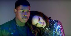 John Boyega and Daisy Ridley                                                                                                                                                                                 More
