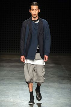 Casely-Hayford Spring 2016 Menswear - Collection - Gallery - Style.com