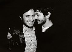 Gael Garcia Bernal and Diego Luna, changing perceptions of Mexico one movie at a time.