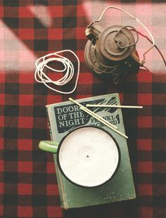 How to: Make DIY Rustic Masculine Candles