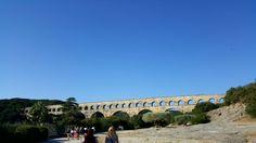 Départment Du Gard Aqueduct