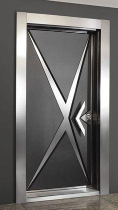 560 Ideas De Puertas Metálicas Puertas De Metal Puertas De Hierro Puertas