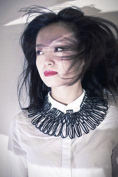 Jelka Quintilier - Black Lune Jewelllery