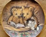 Bedtime Story Collectors Plate by Sue Willis