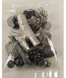 -Wildmix Anthracite Platinum 250 gr