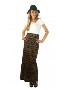 Amber Maxi Skirt | BimboFlamingo | Runway Republic