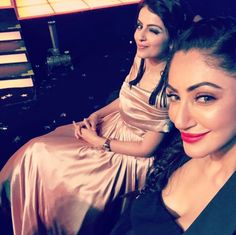 Onscreen enemies offscreen friends Shrenu Parikh, Dil Bole Oberoi, Drama Queens, Mehendi, Enemies, New Fashion, Actors & Actresses, Stylists, Lovers