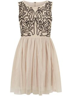 Stone cornelli contrast dress - View all Clothing Brands  - Clothing
