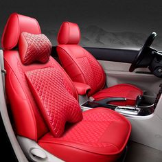 Special High quality Leather car seat covers For Toyota Corolla Camry Rav4 Auris Prius Yalis Avensis SUV auto accessories car
