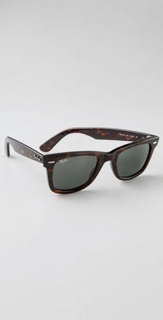 Ray-Ban Original Wayfarer Sunglasses - StyleSays
