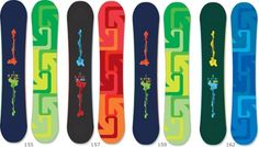 The Burton Process V-Rocker snowboard has shredding's full spectrum covered.This mid-wide machine covers all terrain but ups your stomp-to-slam ratio with V-Rocker™, scooped tips and damping.