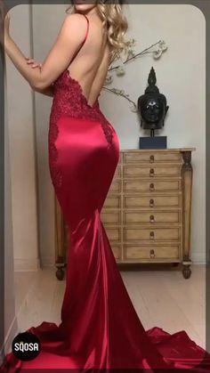 Backless Prom Dresses, Mermaid Prom Dresses, Tight Dresses, Satin Dresses, Ball Dresses, Elegant Dresses, Sexy Dresses, Cute Dresses, Beautiful Dresses