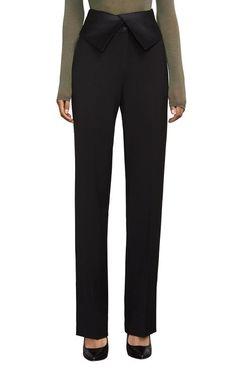Marlena High-Waist Tuxedo Pant