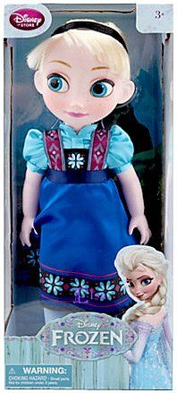 "Disney Store Frozen Elsa Animators Collection Toy Doll 16"" Disney Interactive Studios http://www.amazon.com/dp/B00G1P4ZAE/ref=cm_sw_r_pi_dp_iEe3tb1YD8D18CWR"