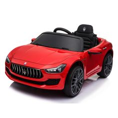 Maserati Ghibli Electric Ride On Car with Remote Control for Kids Maserati Ghibli, Parental Control, Ride On Toys, Childcare, Remote, Electric, Kids, Doors, Free Shipping