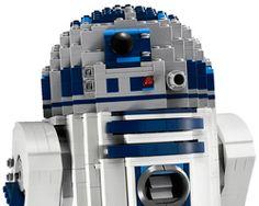 R2D2 star wars LEGO kit