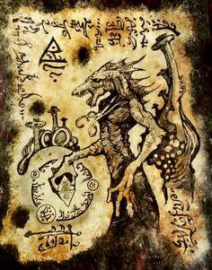 Venusian Alchemy by MrZarono.deviantart.com on @DeviantArt