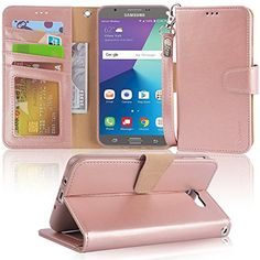 Galaxy J7 V / 2017 Prime Perx Sky Pro Halo Case, Samsung Galaxy Wallet With And #Doesnotapply