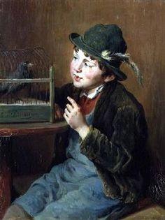 Felix Schlesinger - The Pet Bird