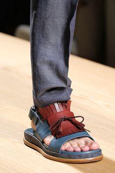 Salvatore Ferragamo - Spring 2015 Menswear