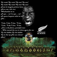 "New Zealand All Blacks Wallpaper | This here is the first haka ""Ka ..."