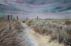 Fotorealistische handgemaakte tapijten van Jill Draper