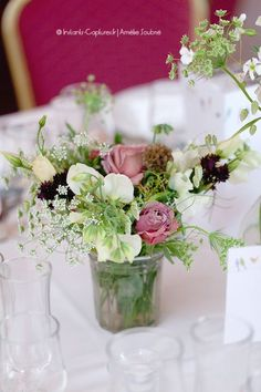 french wedding flowers /instants-captures.fr/