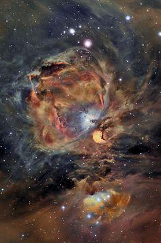 The Orion Nebula
