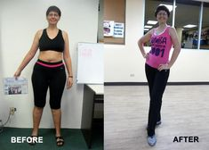 """""""After 6 months of exercising, including Zumba Fitness 5 times a week: 30 pounds gone! No diets. Feels great! Maintaining the new me for close to two years.""""   #myzumbabody. *Results not typical and may vary subject to several factors including, but not limited to, diet, exercise frequency, and body composition."""