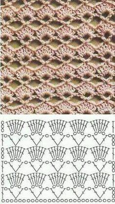 filet crochet Reina Vierhouten's media content and analytics - Hexagon Crochet Pattern, Crochet Motifs, Crochet Diagram, Crochet Chart, Filet Crochet, Crochet Lace, Crochet Flower, Crotchet Stitches, Crochet Shell Stitch