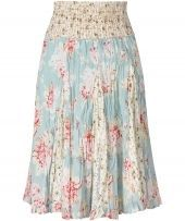 Patina Bloom Mix And Match Skirt