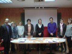 Presentación becas Aulas Mentor del Alto Palancia en el Edificio Glorieta de Segorbe