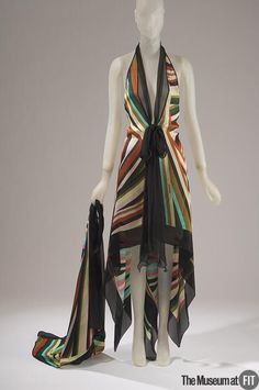 Missoni dress, 2003. Collection of The Museum at FIT.