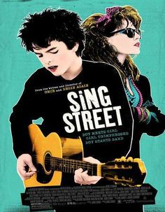 Sing Street on DVD July 2016 starring Aidan Gillen, Jack Reynor, Maria Doyle Kennedy, Lucy Boynton. Sing Street is inspired by writer/director John Carney's life and love for music, and tells the story of a named Cosmo growing Netflix Movies, Hd Movies, Movies Online, Movies And Tv Shows, Movie Tv, 2016 Movies, Movie Club, Movies Box, Movies Free