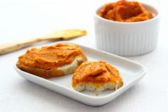 roasted carrots hummus #carrot #hummus #chickpea