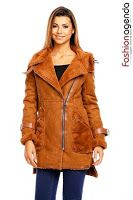 Red Leather, Leather Jacket, Winter Jackets, Fashion, Studded Leather Jacket, Winter Coats, Moda, Leather Jackets, Winter Vest Outfits