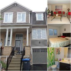 New Listing! Book your showing today! 3 BR 3 WR #Townhome Located in #Brampton $1,800 MLS#: W3620789 #hotproperty #searchrealty