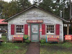 Fletchers Finds and Deli - 21 Castle Hall Rd # Yemassee, SC 29945 South Carolina Vacation, South Carolina Homes, Conway South Carolina, Aiken South Carolina, Greenville South Carolina, Places To Travel, Places To See, Mrytle Beach, Saint Helena Island