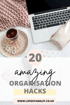 Get yourself in order with these 20 organisation hacks! You can organise your home, fridge, garage car and more with these super simple tips! #organisation Organisation Hacks, Life Organization, Your Best Life Now, Organizing Your Home, Growth Mindset, Super Simple, Getting Organized, Self Improvement, Personal Development