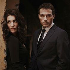 ZEN on PBS Mystery starring Rufus Sewell and Catarina Murino