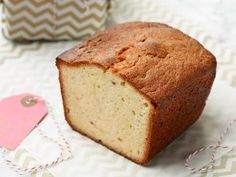 Ina's Honey Vanilla Pound Cake