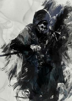 This just looks cool. Dishonored 2 rumoured for next-gen consoles