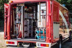 Berliner Feuerwehr - Kleineinsatzfahrzeug (Klef)