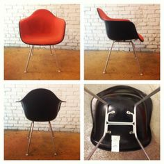 Buy or cry on pinterest teak montreal and commode vintage - Chaise eames montreal ...