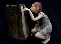 Œuvre du sculpteur Jurga